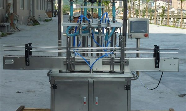 Plnicí stroj automatických arašídových past