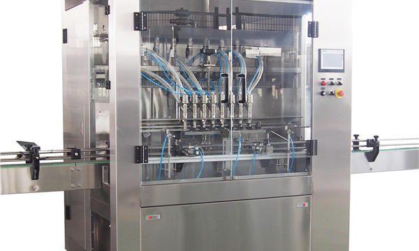 1L-5L automatické pístové plnicí stroje
