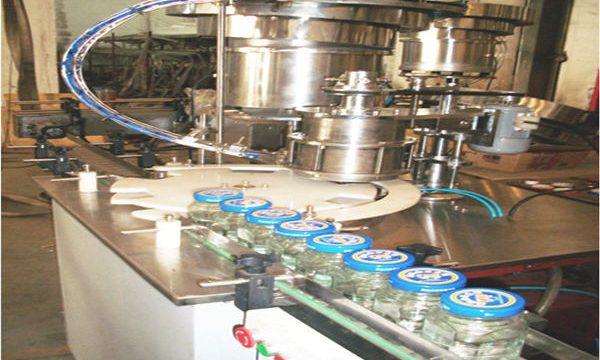 50-500ml linka pro plnění medu, stroj na plnění medu, balicí stroj na sklenici medu