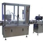 Automatické plnění lahví uzávěru a označování stroj