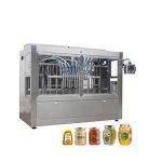 Uzavírací stroj na automatické uzavírání skleněných sklenic