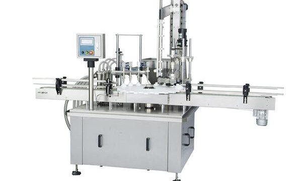 Automatický plnící stroj s rotačními písty
