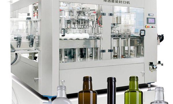 Pivo může plnící stroj tekutin