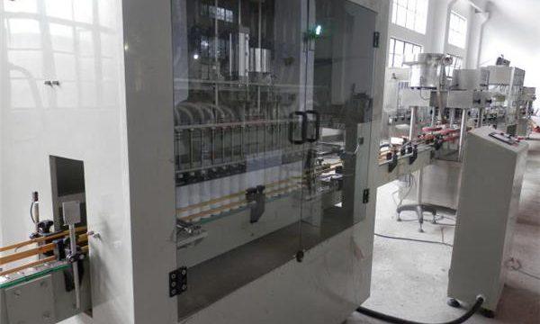Plně automatický stroj na plnění bělidla z nerezové oceli