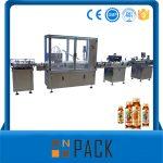Čína dodavatel automatické Honey Láhev na plnění tekutin stroj