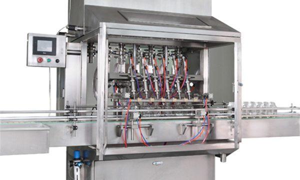 Sina Ekato Vlastní kompletní výrobní linka na plnění motorového oleje do automobilu, stroj na plnění oleje