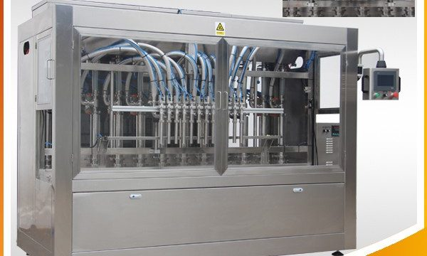 Automatické kosmetické parfémy kapalné plnění lahví plnicí stroj