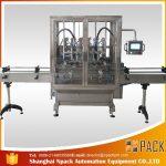 Automatický stroj na olivový olej a krém a tekuté plnění