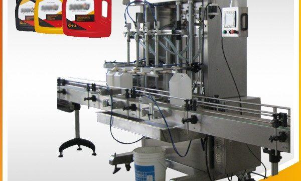 500ml-2L automatická plnící kapalina pracího prostředku / plnící kapalina plnící stroj
