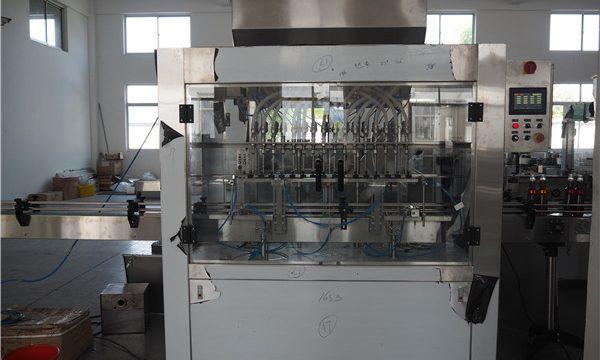 Profesionální výrobce automatické plnění oleje stroj