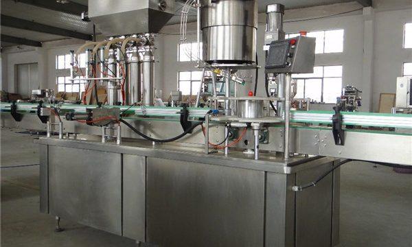 Stroj na plnění kokosového oleje s vysokým stupněm konkurenceschopnosti