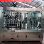 Automatické plnicí zařízení z nerezové oceli na olej / čištěnou vodu