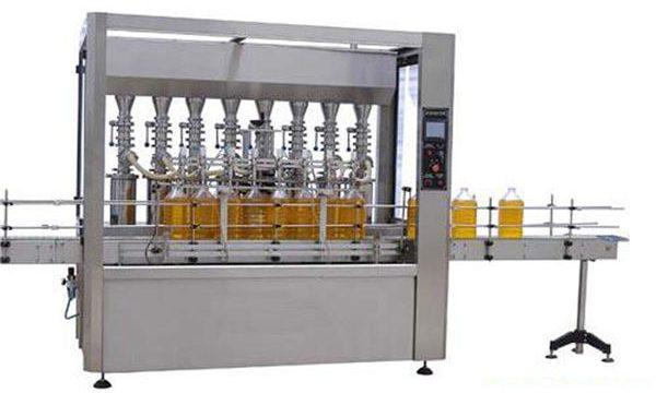 Vysoce přesné automatické mazací / olejové plnicí zařízení 2000ml - 5000ml