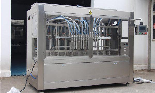 Plně automatický stroj na plnění medu do lahví