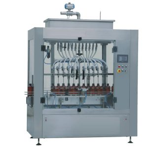 Vysokorychlostní automatický plnící stroj na pesticidy
