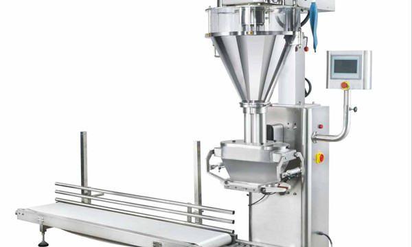 Poloautomatický plnící stroj Mmilk