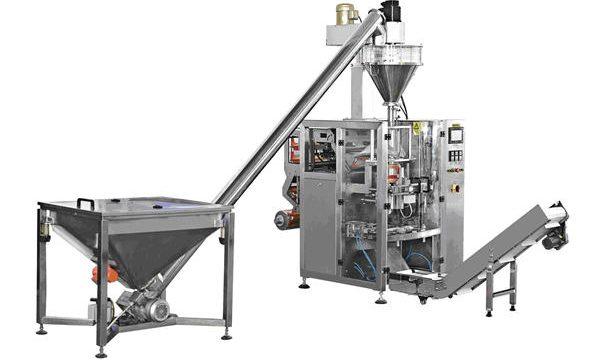 Plnicí stroj s automatickým plněním spirálového podávání lahví