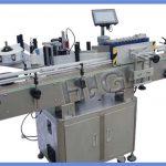 Výrobce NPACK kulatých lahví etiketovací stroj s tiskárnou