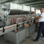 200-1000ml automatický stroj na plnění sojové omáčky