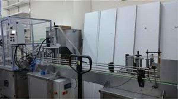 Stroj na plnění šamponů s automatickou ztrátou vlasů 300 ml až 1 000 ml