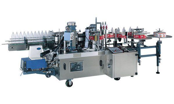 Automatické malé etiketovací lepicí stroj
