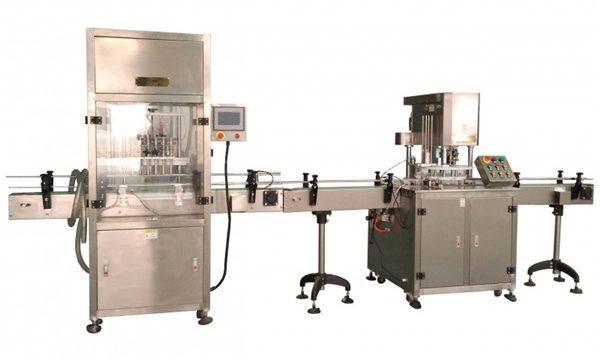 Plně automatický stroj na plnění tekutin