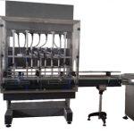 Plnicí stroj na automatické bělení lahví
