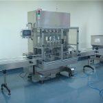 Stroje na plnění oleje na vaření 50 ml - 250 l