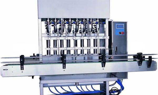 Plnicí stroj s automatickým praním prádla