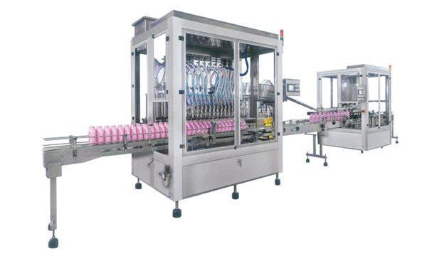Plně automatický stroj na mytí tekutého mýdla
