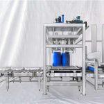Přizpůsobitelné ESDF série 100-1000L kapacita velký buben automatické plnění stroj