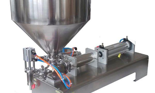 Tovární cena ruční pneumatické plnicí stroje