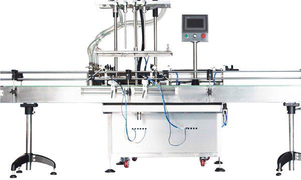Automatický plnící stroj / plnící stroj s 8, 10, 12 hlavami