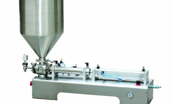 Pneumatický pístový plnící stroj, Silný krémový pístový plnící stroj