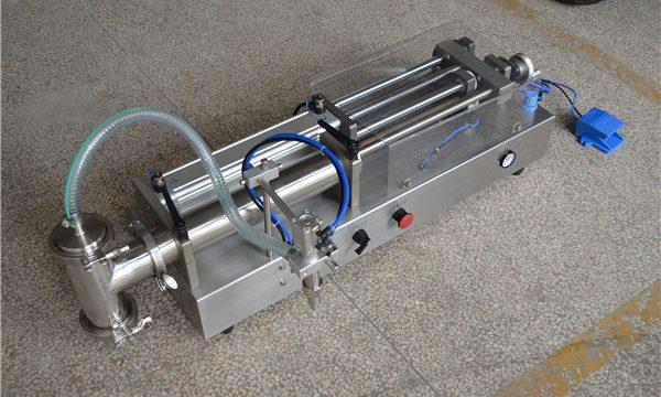 Výrobce poloautomatických plnicích strojů